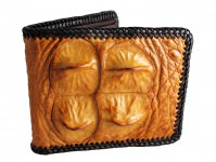 Cowboy Wallet Tough Croc