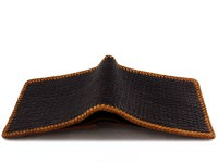 shark skin mens wallet