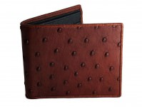 Gents Wallets Luxury Ostrich