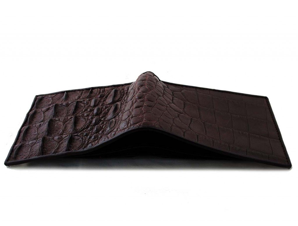 Crocodile Mens Wallet