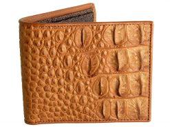 Croc Skin Wallet Mad Sale