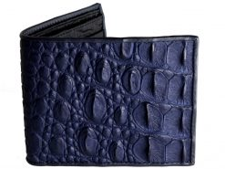 Croc Wallets Cool Wallets For Men Deep Blue