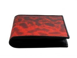 mens snakeskin wallet