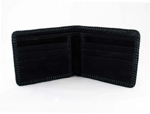 mens shark skin wallet
