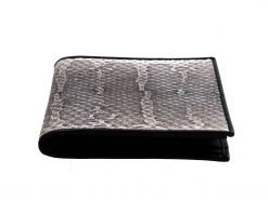Snake Leather Mens Wallets