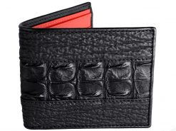 Shark Alligator Wallet Custom Mens Wallets