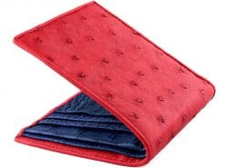 Ostrich Wallets Get Your Superhero Groove On