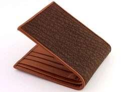 Shark Skin Wallet Mens Shark Wallet