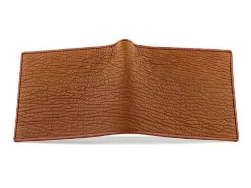 Shark Wallet Mens Tan Wallet