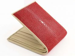 Stingray Wallets Strawberries & Cream