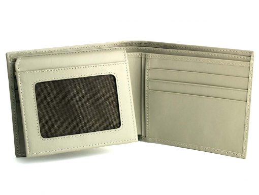 White Alligator Wallet