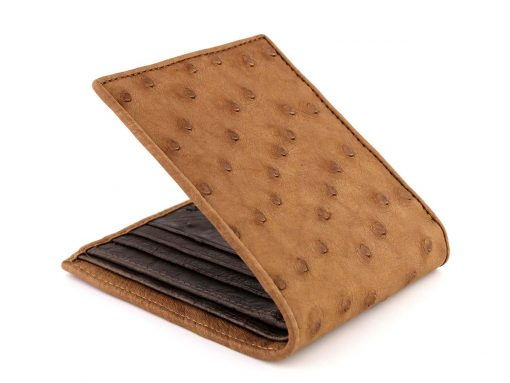 Ostrich Wallets Gents Luxury Ostrich Wallet