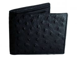 Mens Ostrich Wallet