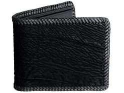 shark wallet black