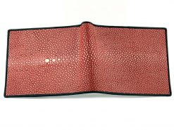 stingray skin wallet