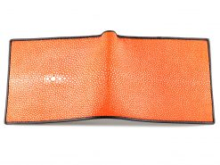 stingray wallets orange